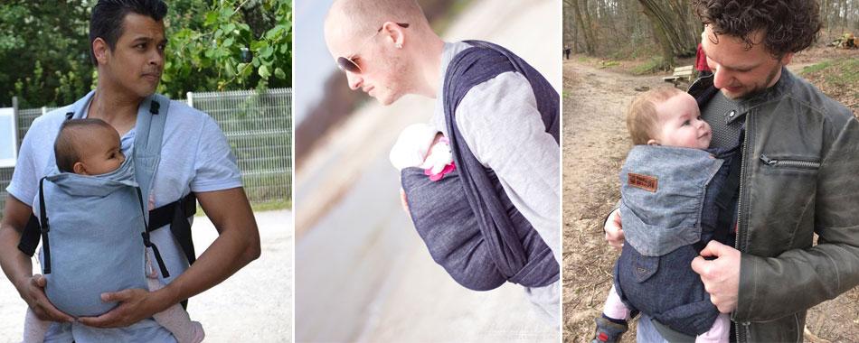 ByKay - Stoere Draagdoeken voor Mannen